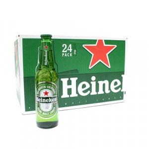 Pivo HEINEKEN 12% 0,33l 24ks balenie 5