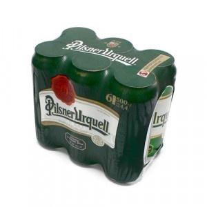 Pivo Pilsner Urquel 12% 0,5l plech 6ks balenie 11