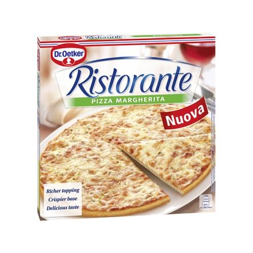 Pizza RISTORANTE Margherita mrazená 295g 1