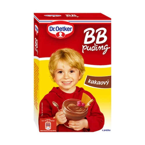 Puding BB kakaový Dr. Oetker 250g 1