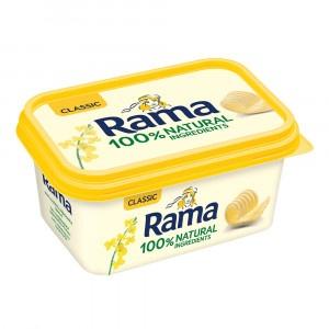 Rama Classic rastlinný margarín 400g 5