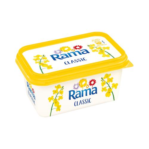 Rama Classic rastlinný margarín 500g 1