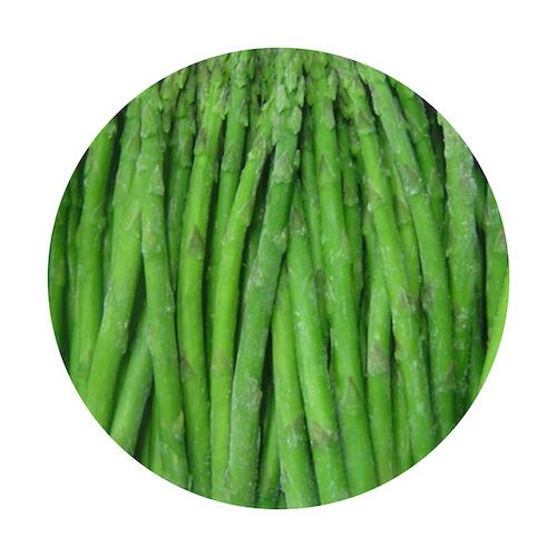 Špargĺa zelená mrazená VIKING FROST 1kg 1