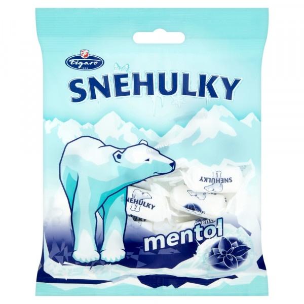Snehulky Mentol, Figaro 90 g 1