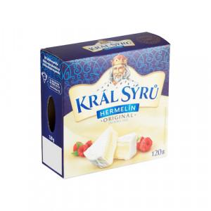 Syr Hermelín original 56% 120g 6