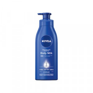 Nivea Body Milk telové mlieko 400 ml 6