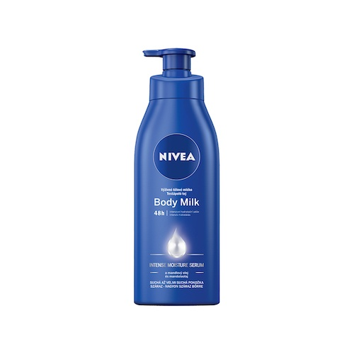 Nivea Body Milk telové mlieko 400 ml 1