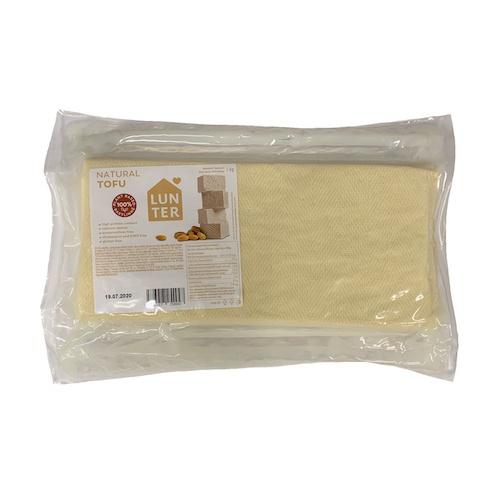Tofu naturálne LUNTER 1000g 1