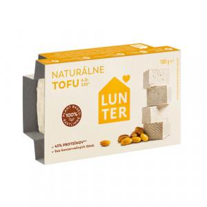 Tofu naturálne LUNTER 180g 3