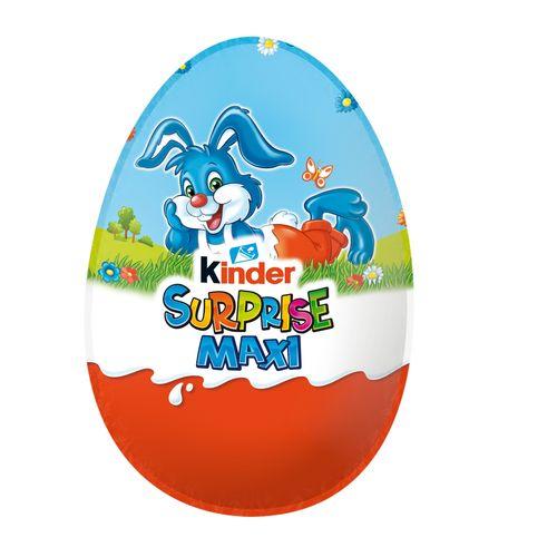 Veľkonočné vajíčko Kinder Maxi Surprise 100g 1