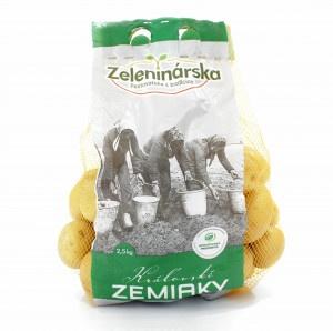 Zemiaky konz.nesk.žlté 2,5kg Georgina kal.40+,I.Tr 3