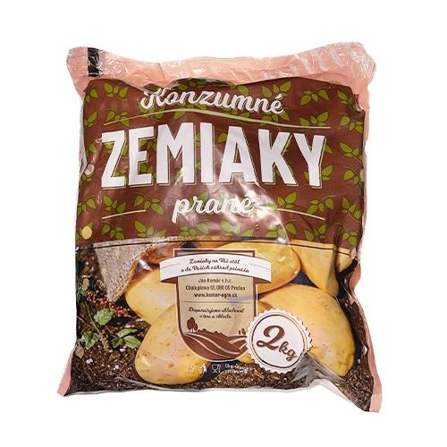 Zemiaky konzumné prané 2 kg IGELIT 1