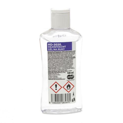 Dezinfekčný gel na ruky 100ml 1