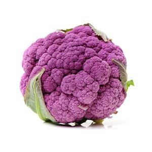Karfiol fialový 2