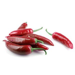 Paprika - chili papričky Jala penos červené ,I.Tr 6