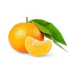 Mandarinka ukl. SATSUMAS kal. 1-1X 7