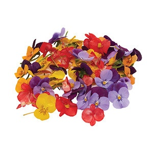 Jedlé kvety - Mix 3