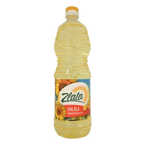 Olej Slnečnicový 1l 1