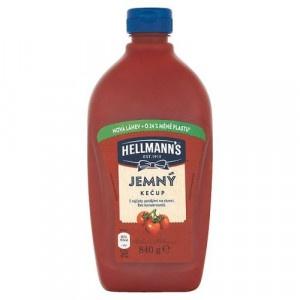 Kečup jemný HELLMANNS 840g 2