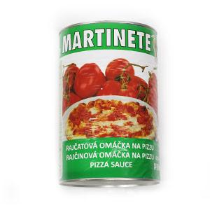 Pizza Sauce MARTINETTE 4250g plech 1
