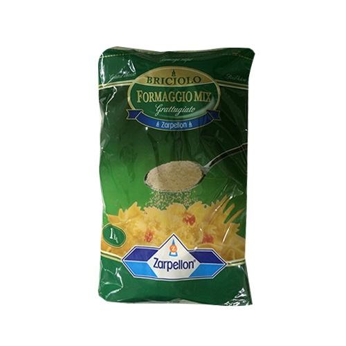 Parmezán ( zmes syrov ) strúhaný ZARPELLONI 1kg 1