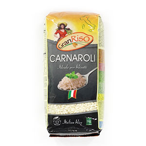Ryža Carnaroli RISO PASINI 1kg 1