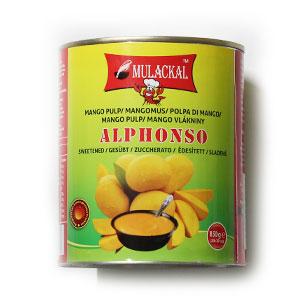 Pyré Mango MULASCAN 850g 1