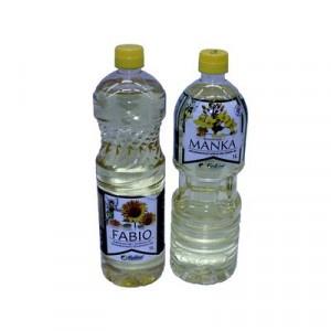 Olej rastlinný (repkový) MANKA 1l 18