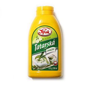 Tatárska omáčka SPAK 1,2kg 1