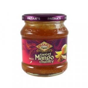 Mango chutney PATAKS 250ml 6