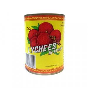 Litchi v konzerve AEF 565g 5