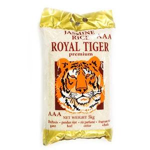 Ryža Jasmínová ROYAL TIGER 5kg 9