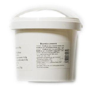 Bryndza plnotučná 50% KLUKNAVA / NIKA 1kg 5