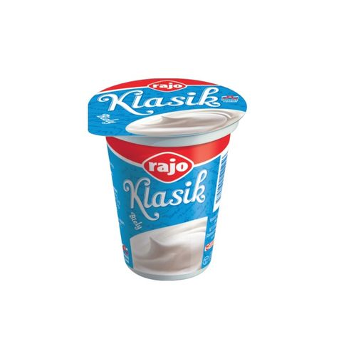 Jogurt biely 2,8% RAJO 125g 1