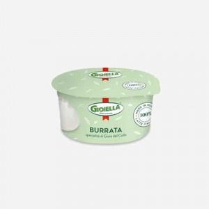 Mozzarella Burrata GIOIELLA 125g 15