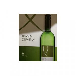 Víno biele box TRAMÍN ČERVENÝ - VÍNO LEVICE 3l 2