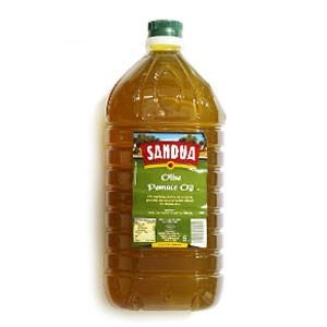 Olej olivový SANSA BASSTA 5l plast 17