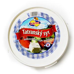 Syr Balkánsky TAMI 1,5kg / ks 1