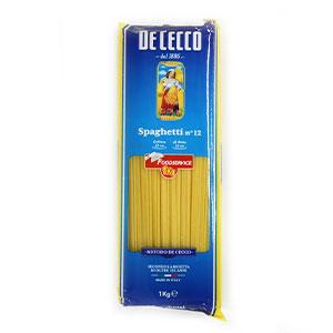 Cestoviny DE CECCO Špagety 1kg 1