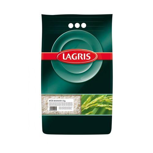 Ryža Basmati LAGRIS 5kg 1