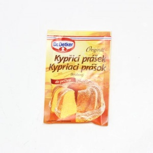 Kypriaci prášok do pečiva Dr. Oetker 12g 2