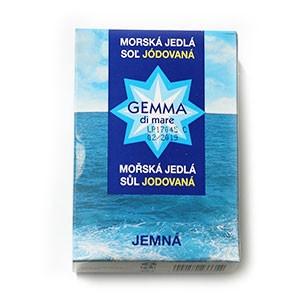 Soľ morská JEMNÁ GEMA DI MARE 1kg 4