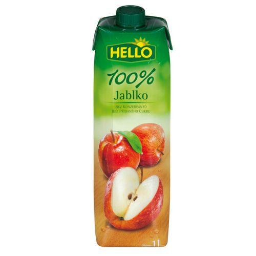 Džús jablko 100 %  1L H 1