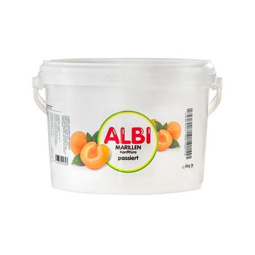 Džem marhuľový ALBI 5kg plast 1