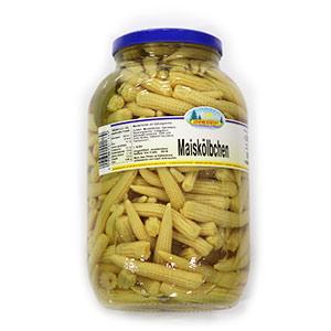 Kukurica baby sterilizovaná ZIMMERMANN 4kg 1