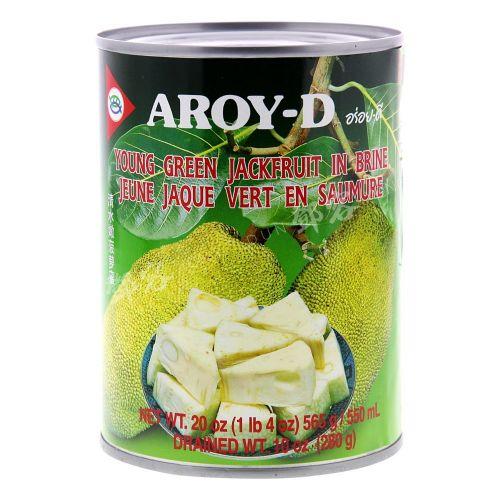 Kompót Jackfruit kúsky v konzerve AROY - D 565g 1