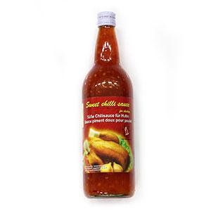 Omáčka Sweet Chilli ROYAL THAI 740g sklo 1