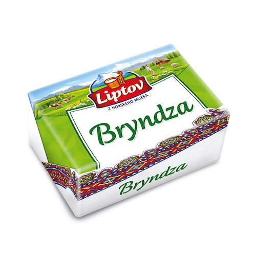 Bryndza LIPTOV 50% 125g 1