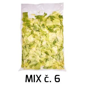Bal.Šalát Mix č. 6 1 kg/bal 1