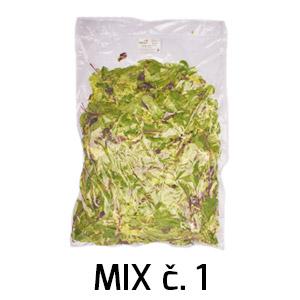 Bal.Šalát Mix č. 1 1kg/bal 1